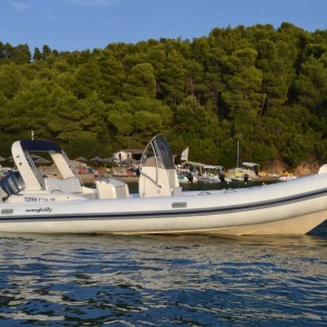 RIB – Nova jolly 6,70 – 150 hp fuel injected Yamaha