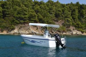 """""""Matina I"""" – Poseidon 5.10 – 30-40 hp -4 stroke…"""