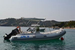 """Gilla″ 4.85 meters with 60 hp   4 Stroke   Mercury"