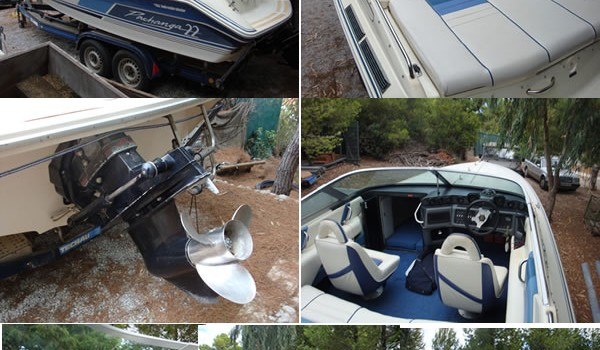 Sea Ray Pachancha 22 Sea Ray…
