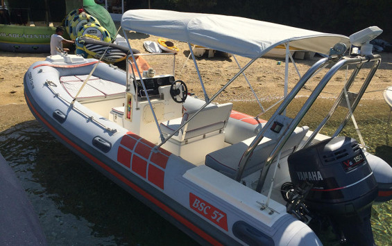 Rib 6.00m with Yamaha 150 hp