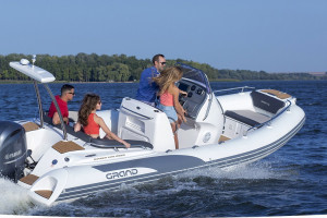 GRAND INFLATABLE BOATS
