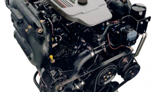 Mercruiser , V-8 engines , 260 to 320,