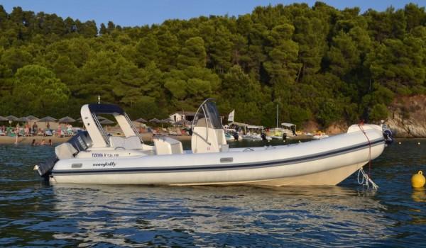 RIB – Nova jolly 6,70 – 150 hp fuel injected Yamaha