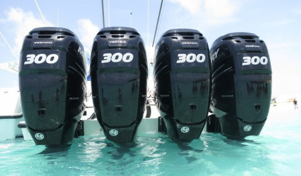 MERCURY OUTBOARDS FourStroke 80 – 115